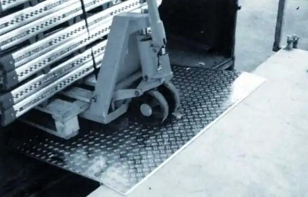 Mobiles Ladeblech 800 mm | VB8012