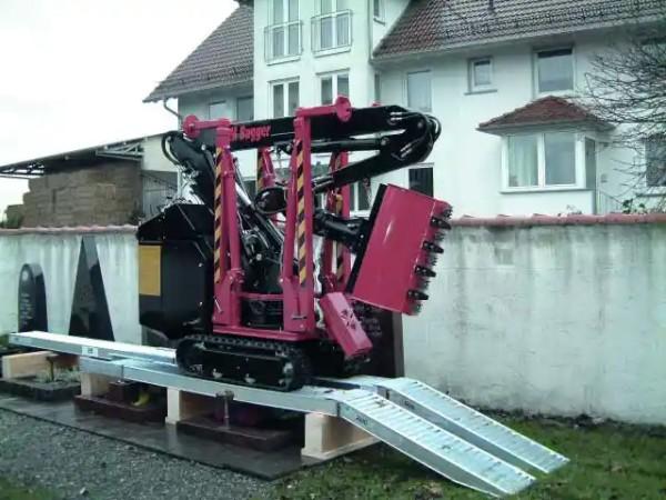 Überfahrbrücke 2.500 mm