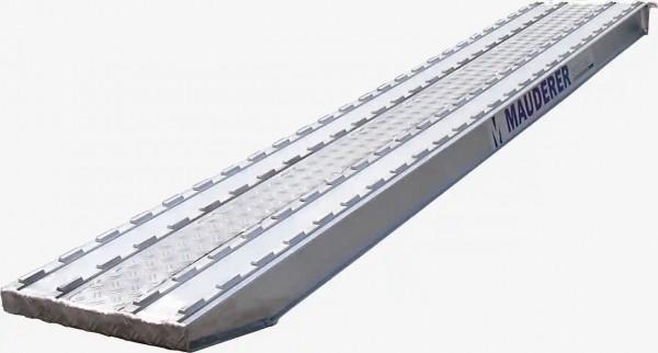 Schwerlast Verladerampe aus Aluminium - Mauderer XO