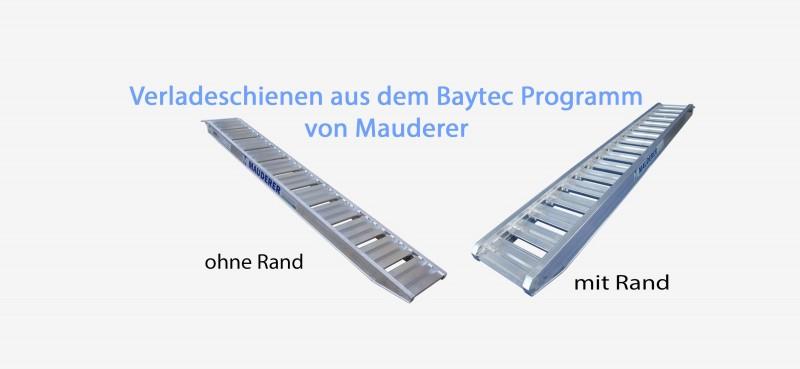 Baytec Aluminium Verladestege